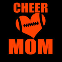 SR Bears Glitter Cheer Mom - Women's Ideal V Design