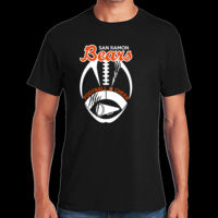 SR Bears Logo - Heavy Cotton ™ 100% Cotton T Shirt - Heavy Cotton ™ 100% Cotton T Shirt Thumbnail