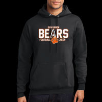 SR Bears Tear - Core Fleece Pullover Hooded Sweatshirt - Core Fleece Pullover Hooded Sweatshirt Thumbnail