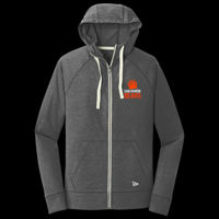 SR Bears Embroidered - ® Sueded Cotton Full Zip Hoodie Thumbnail
